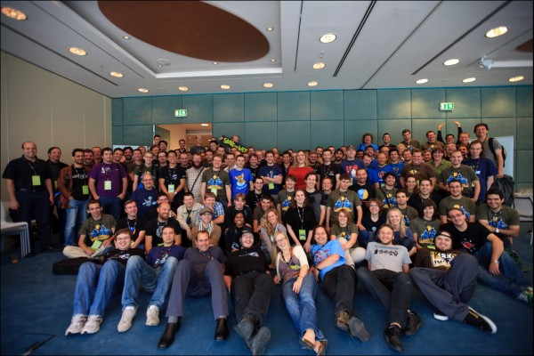 Přispěvatelé projektu Mozilla