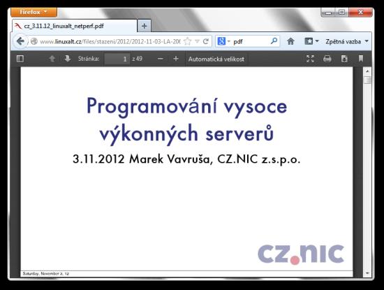 Zablokování Javy na webu Komerční banky