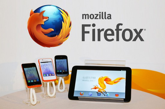 Tablet s Firefox OS